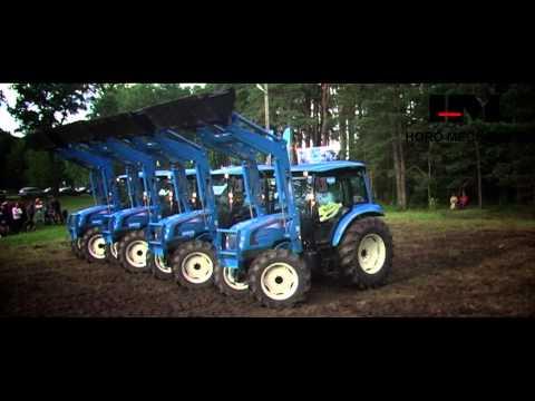 LS Mtron Plus 100 tractor dance