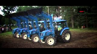 LS Mtron Plus 100 tractor dance