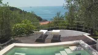 Villa Maralunga video tour - Lerici (SP)