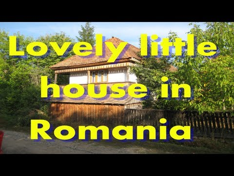 House for sale in Romania