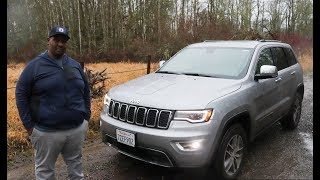 2018 Jeep Grand Cherokee Limited Review