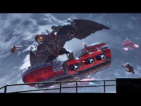 BioShock Infinite: All Bosses And Ending + DLC (4K 60fps)