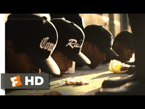 Straight Outta Compton (5/10) Movie CLIP - Police Harassment (2015) HD