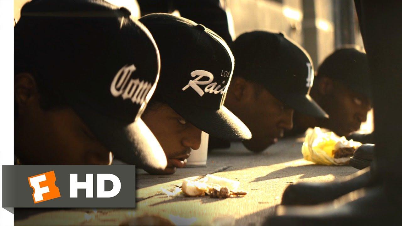 Download Straight Outta Compton (5/10) Movie CLIP - Police Harassment (2015) HD