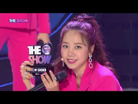 Apink, THE SHOW CHOICE [THE SHOW 180717]