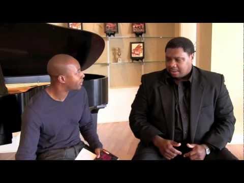 Arlington Jones The Way I Hear It™ Music Stand Show ft. Wycliffe Gordon (Episode 1, Season 1)