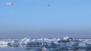 Подвижки льда начались на малых реках Якутии