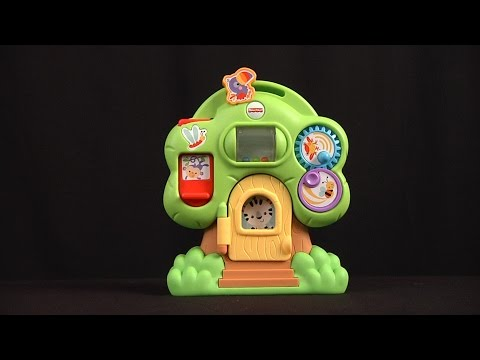 Animal Friends Discovery Treehouse from Fisher-Price