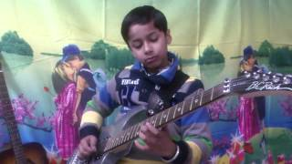 Jawani janeman guitar cover by RIO