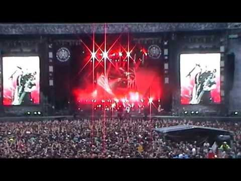 """DIE TOTEN HOSEN - Köln """" Rhein Energie Stadion  29/06/2013  Bonnie & Clyde + Ein guter tag zum ..."""