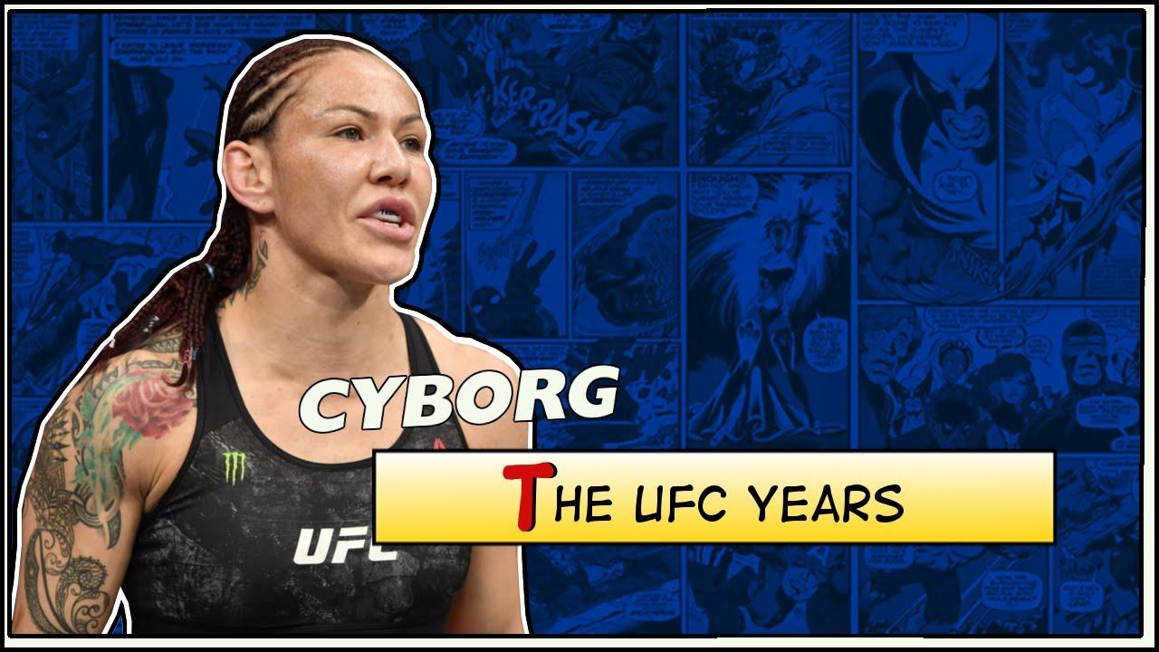 Cyborg: The UFC Years MyTub.uz