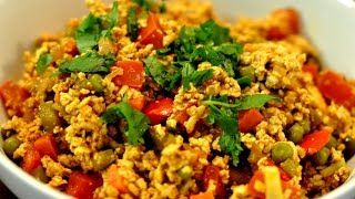 How To Make Egg Bhurjee