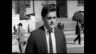 """Ensaios experimentais.Clip nº.47.Walmor Chagas,""""São Paulo,S.A."""",1965. Vandré,1966."""