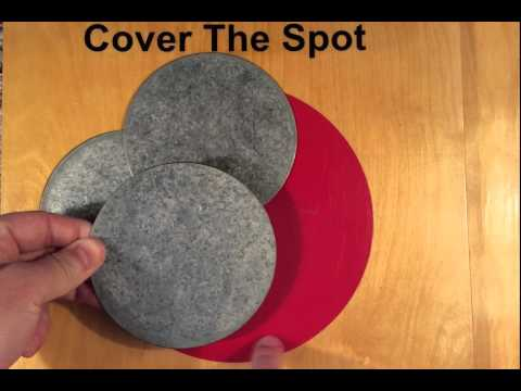 BEST Cover the Spot Carnival Game Tutorial
