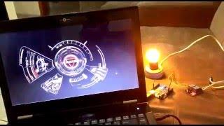Arduino - Comando de Voz com Jarvis e Linguagem C#
