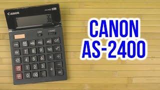 Розпакування Canon 14-розрядний AS-2400