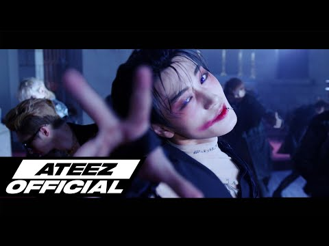 ATEEZ(에이티즈) - 'THE BLACK CAT NERO' Halloween Performance Video