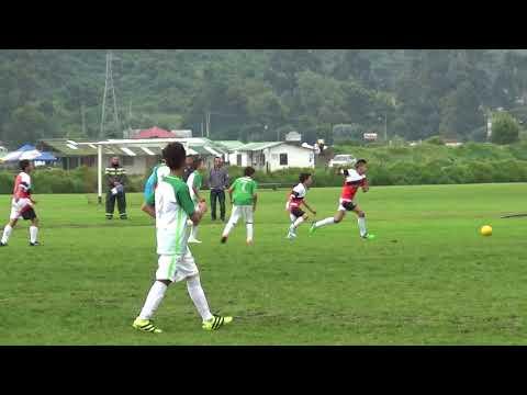 Nacional 2004 (7) vs Real Academia Maracaneiros (0) 1er. tiempo