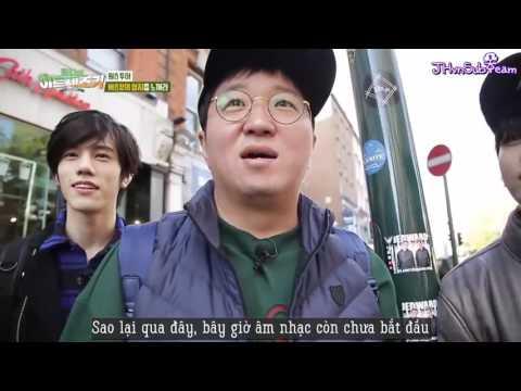 [JHvn] [VIETSUB] Yong JunHyung - HITMAKER S3  EP 1 - 2/2