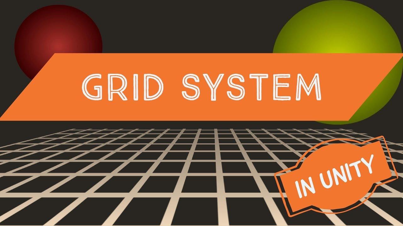Unity3d Create Grid map