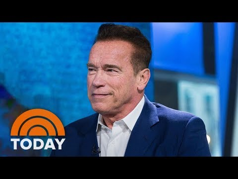 Arnold Schwarzenegger: 'I'm Back' After Open Heart Surgery | TODAY