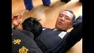 (106) grappling combo(Gongkwon Yusul Simmu 1 bon - Korea martial arts)