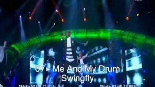 Melodifestivalen 2011 - Final Recap