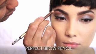 IMAN Cosmetics Fall 2011 Color Story: Smoke 'n Mirrors - Sand Skin Tone Thumbnail