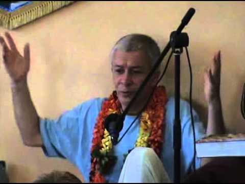 Бхагавад Гита 9.30 - Чайтанья Чандра Чаран прабху