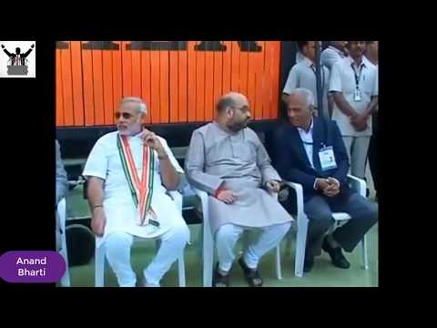 Rare video of Narendra Modi and MS dhoni On Cricket Ground online video cutter com