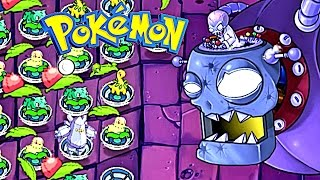 Pokemon Vs. Dr Zomboss Revenge [Pokemon Plants Vs. Zombies]