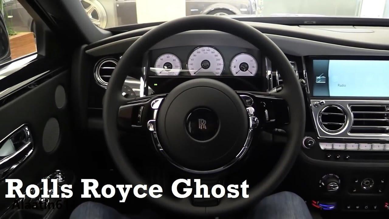 2017 Rolls Royce Ghost Interior Review Youtube
