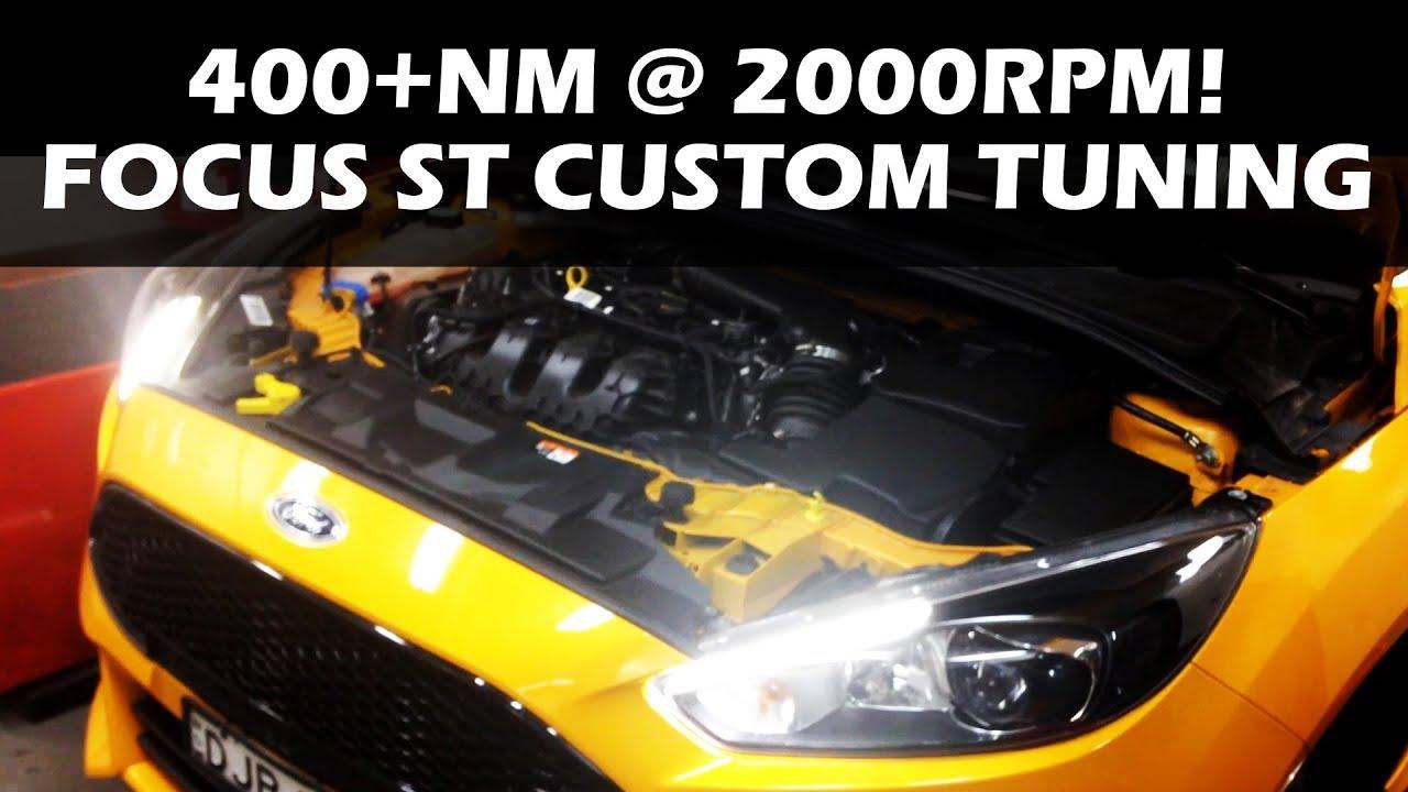 MRT Performance MRT Power Kit - Ford Focus ST