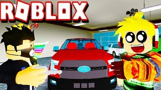 🚗 roblox: Ultimate Driving #38-i BOUGHT AN F-150!!! 🚗