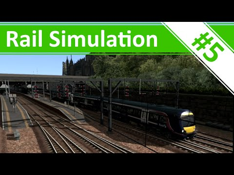 Scottish Commuter - Edinburgh Waverley to Glasgow Queen Street - Train Simulator 2016
