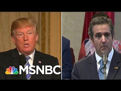 Michael Cohen's Lawyers vs. Asked Rudy Giuliani About A Trump Pardon