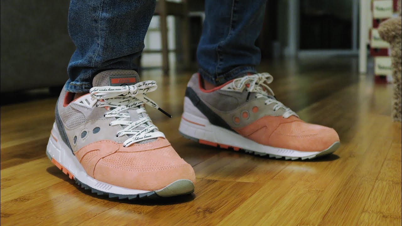 various colors 436a3 3c02a Saucony x Afew Shadow Master 5000
