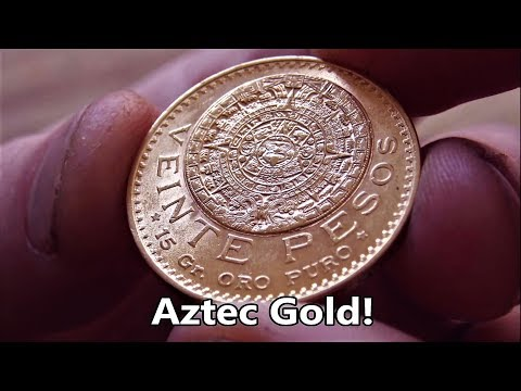 Incredible Aztec Gold!!! IFF #128