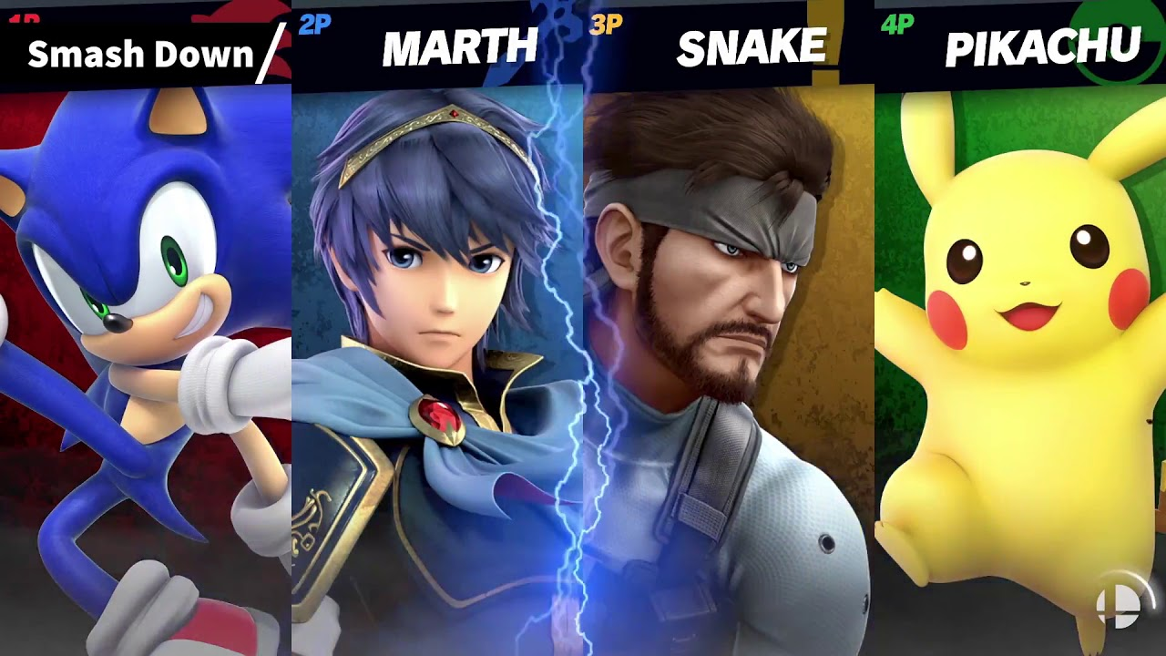 Has Super Smash Bros  Ultimate Finally Figured Out Online