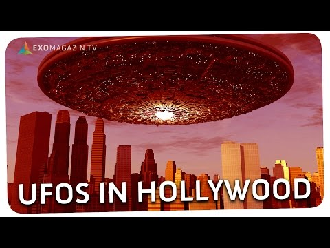 UFOs in Hollywood - Fakt oder Fiktion?   ExoMagazin