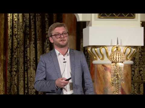 World Blockchain Forum - Ruslan Gavrilyuk, Co-Founder at Taas.fund