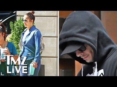 J Lo & Casper Smart: There's Still a Chance   TMZ Live