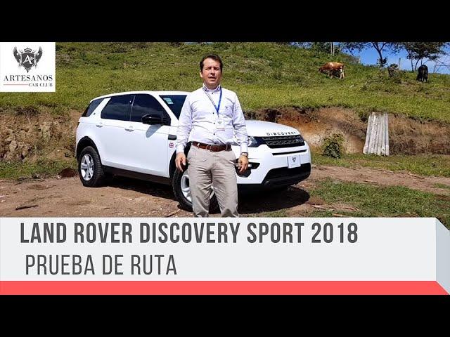 Land Rover Discovery Sport 2018/ Prueba a detalle / Artesanos Car Club