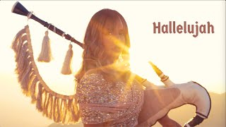 Hallelujah - Bagpipe & Vocal cover   The Snake Charmer ft. Marco Foxo  