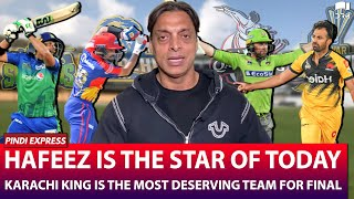 Hafeez Is Intelligent And Knows His Timings Well | Ben Dunk Was Sent Late | Shoaib Akhtar | SP1N