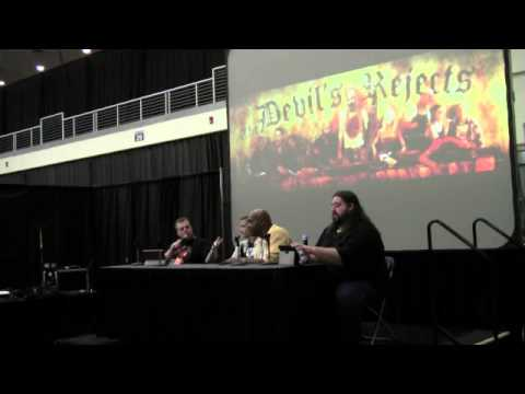Scare-A-Con Panel with Bill Moseley and Ken Foree