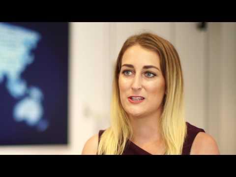 Lauren John, MSc HRM graduate profile - Sony UK Technology Centre