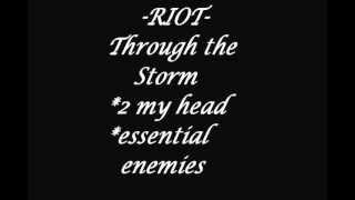 Watch Riot Essential Enemies video