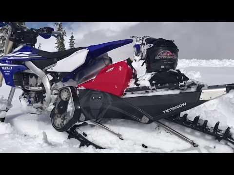 2019 Yeti SnowMX With Morgan Kaliszuk & Ryan Dixon