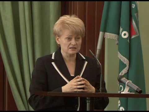 Dalia Grybauskaitė: kaip uždirbti milijoną?